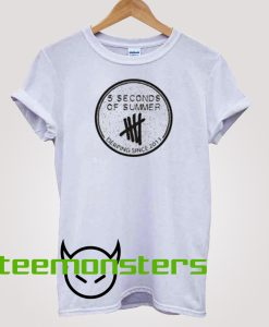 5 Second T-shirt