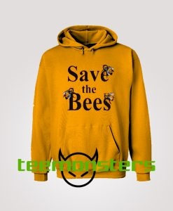 Save The Bee Hoodie