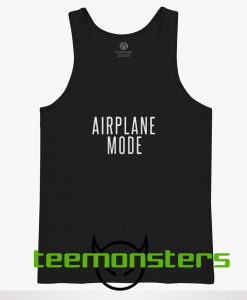 Airplane Mode Tank Top