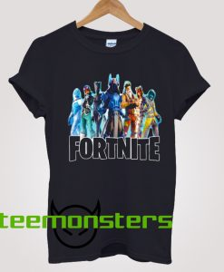 Fornite Sesson 7 T-shirt