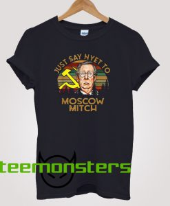 Moscow Mitch Just Say Nyet T-shirt