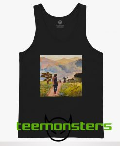 The Lost Boy Paint Tank Top