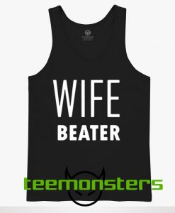 Wife Beater Tank Top