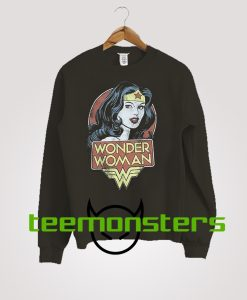 Wonder Woman DC Sweatshirt