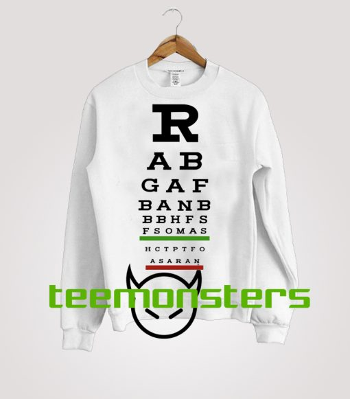 Act Up Rabgafban Sweatshirt