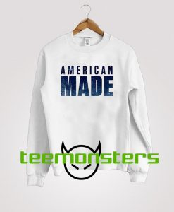 American Made Logo Sweatshirt