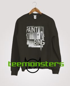 Anine Bing Paint It Sweatshirt
