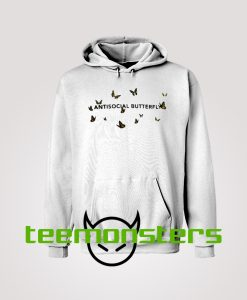 Antisocial Butterfly Hoodie