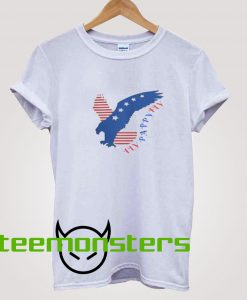 Fly Pappy Fly American Eagle T-Shirt