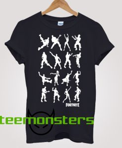 Fortnite - Dance Party  T-Shirt