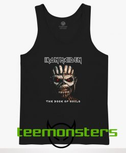 Iron Maiden The Book Of Souls Tank Top