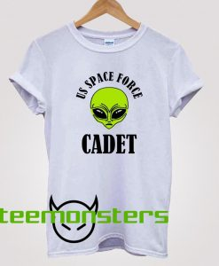 US Space Force Cadet T-Shirt