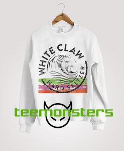 White Claw Sweatshirt