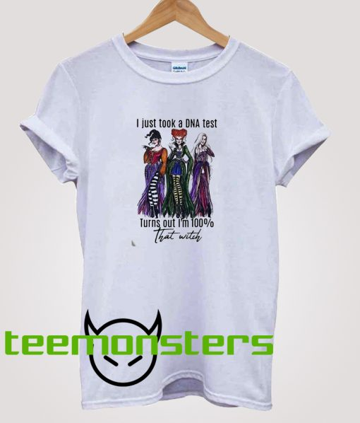 100% Witch T-shirt