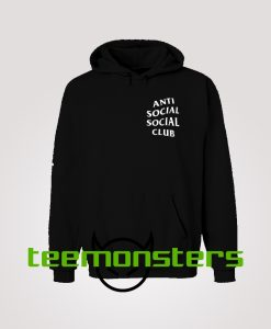 Anti Social Social Club ASSC Pocket Hoodie