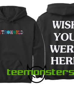 Astroworld Wish You Were Here Hoodie