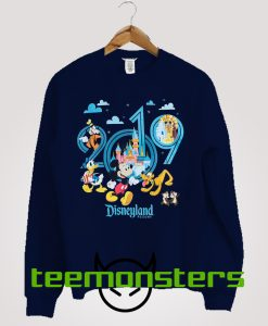 Disneyland Resort 2019 Sweatshirt