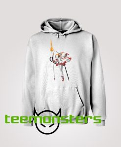 Moderoid Strelitzia Darling In The Franxx Hoodie