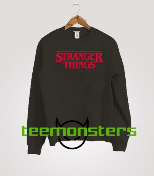 Stranger Things Trending Sweatshirt