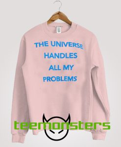 Wildfox Handle My Problem Sweatshirt