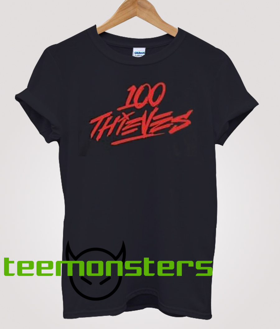 100 Thieves T-shirt