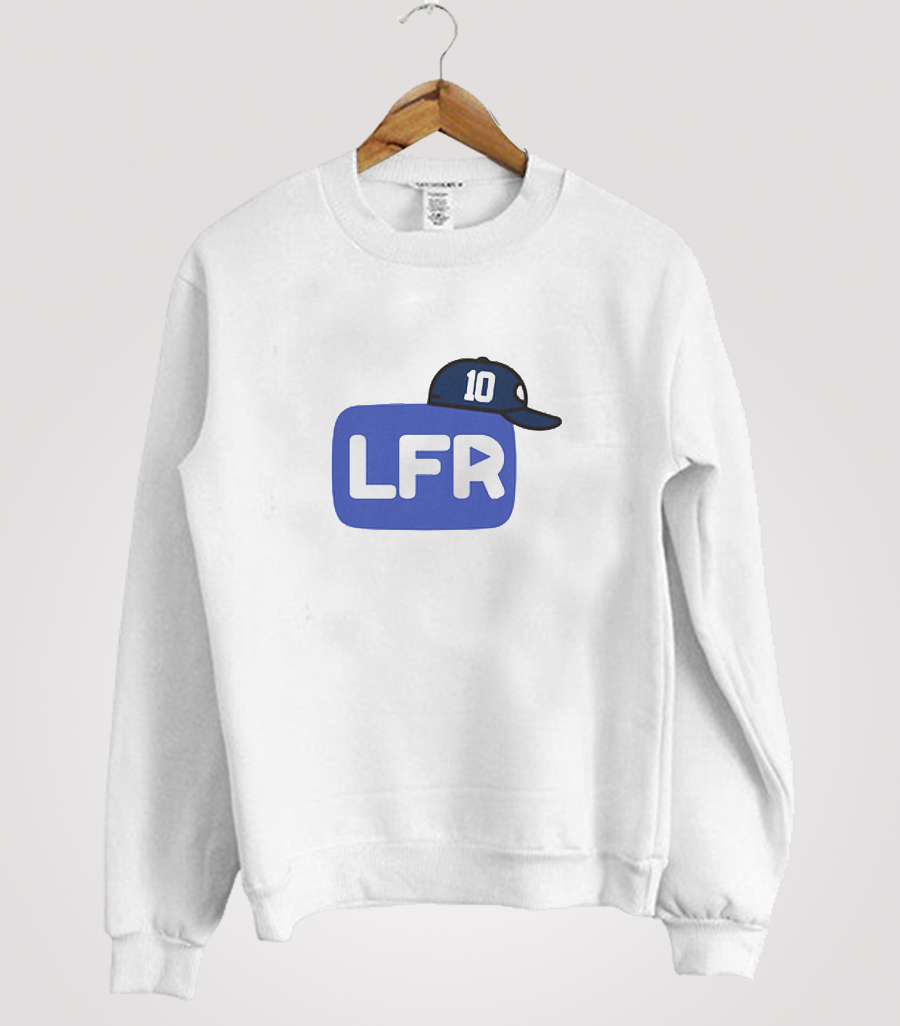 10th Season Making LFR Videos Sweatshirt