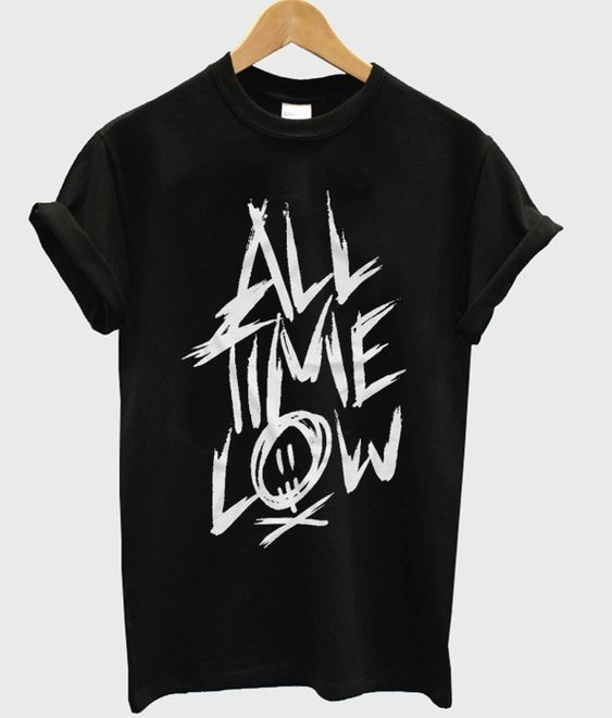 All Time Low Rock T-Shirt AD
