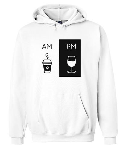 Am Pm Drink Hoodie AD