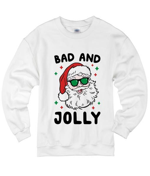 Bad And Jolly Sweater AD