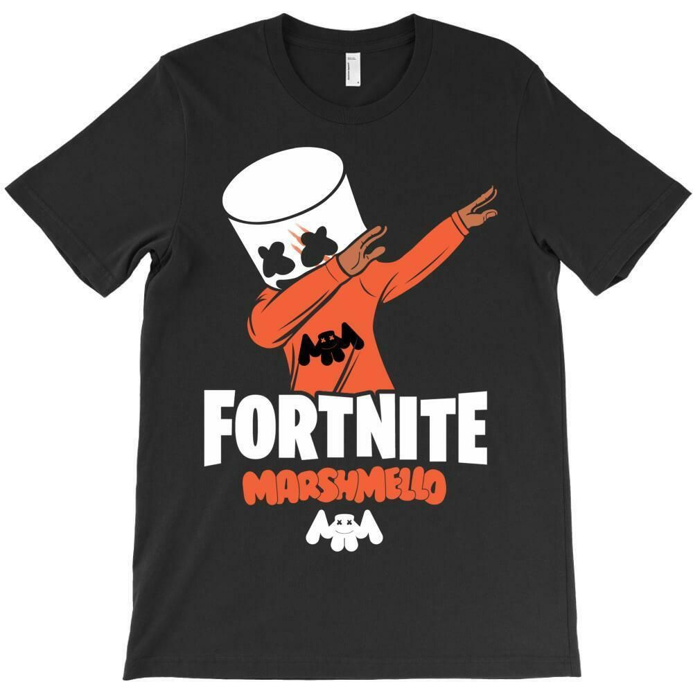 Fortnite marshmello new skin t-shirt Fortnite marshmello new skin