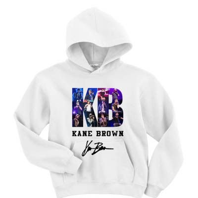 Kane Brown Signed Autograph hoodie DN