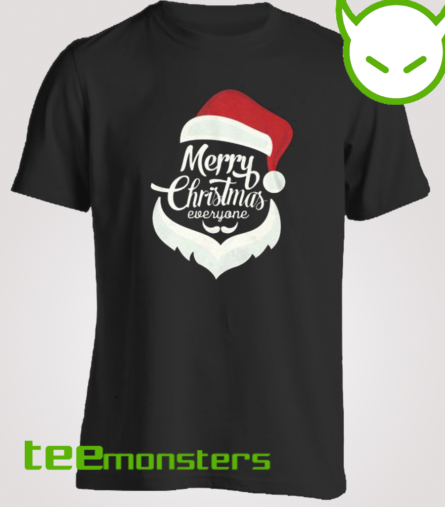 Merry Christmas Everyone T-shirt
