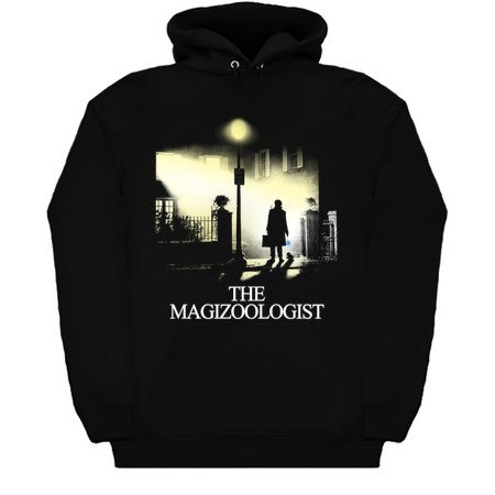 The magizoologist Hoodie AD