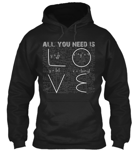 All You Need Is Love Valentine Hoodie IGS