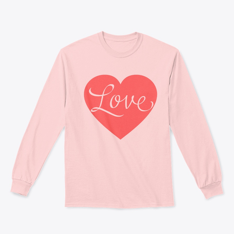 Love Heart - Valentine's Day Sweatshirt IGS