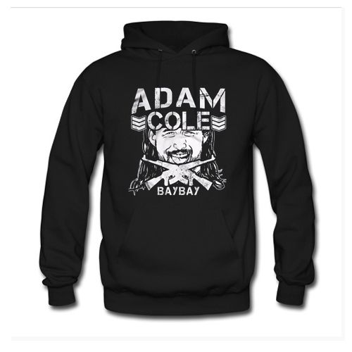 Adam Cole Bullet Club Hoodie RE23