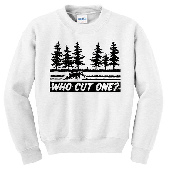 Who cut one sweatshirt RE23
