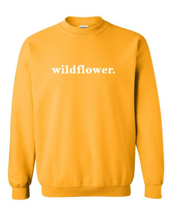 Wildflower Sweatshirt RE23