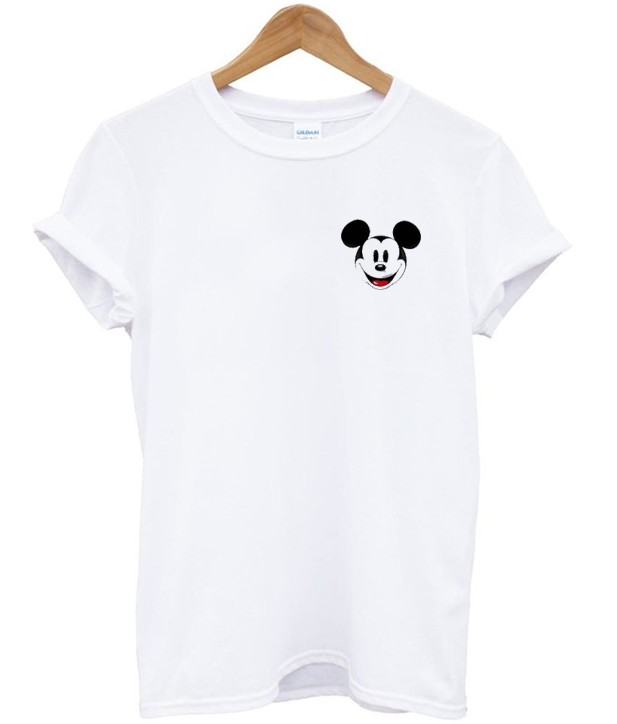 mickey mouse head t-shirt ZX03