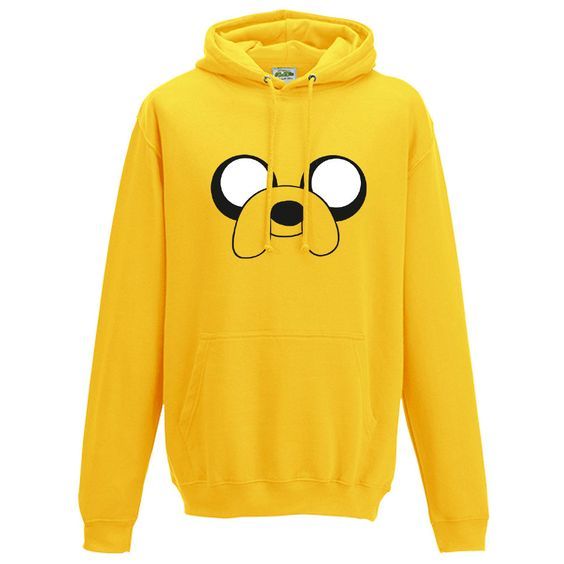 ADVENTURE TIME JAKE THE DOG HOODIE ZX03