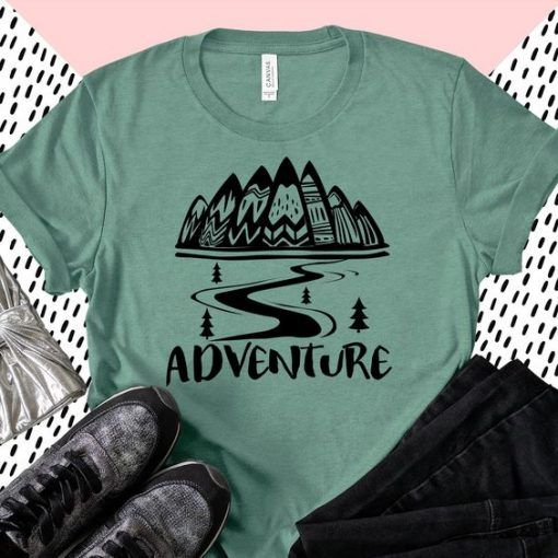 Adventure T-shirt RE23