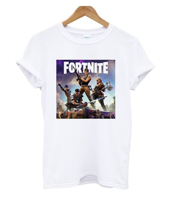 Fortnite Army T Shirt RE23