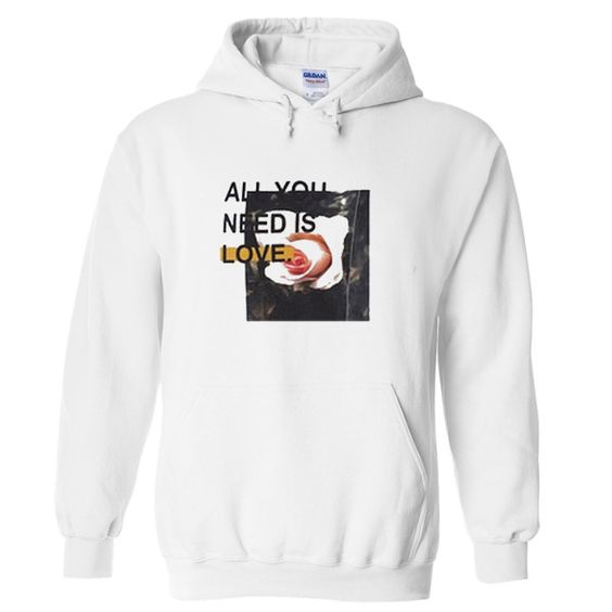 All You Need Is Love Hoodie ADR