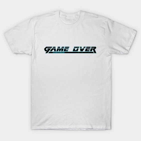 Game Over T-shirt REW