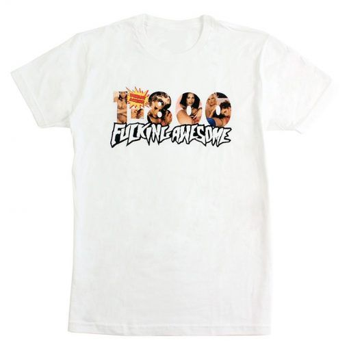 1800 Fucking Awesome T Shirt ZX06