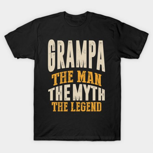 Grampa Gifts T-Shirt ADR