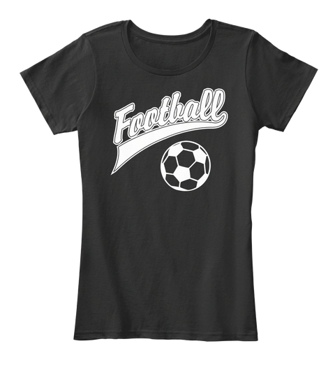 Football Lovers Womens T-Shirt IGS